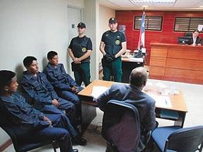 Conozca cómo informa la prensa boliviana sobre caso de soldados detenidos