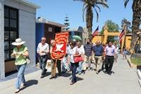 Alcalde Jorge Soria participó en reconocimiento a ex fusilados políticos del PC