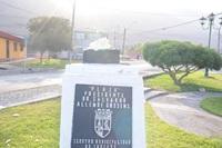 Desconocidos atentan contra busto de Salvador Allende en Iquique