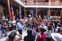 Creación de barrio comercial en Iquique anuncia al alcalde Soria