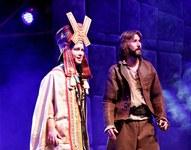 """Iquique, Alto Hospicio y Pica ovacionaron la presentación del musical """"Tirana, la Leyenda del Tamarugal"""""""