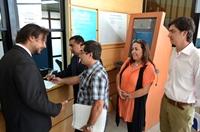 Dirigentes sindicales de U. del Mar firman demandas para el pago de cotizaciones