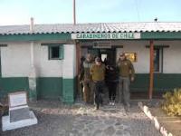 Carabineros de Colchane detuvo a 10 personas con mercancía de contrabando