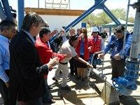 La Tirana ya cuenta con Agua Potable