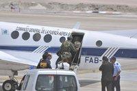 Evo Morales condecoró y ascendió a cabo a soldados detenidos en Chile