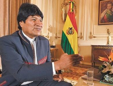 Evo Morales pide que el mundo acompañe el derecho marítimo