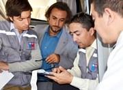Autoridades del Trabajo realizan fiscalización preventiva a buses interurbanos por feriado de Semana Santa