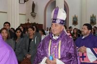 Obispo de Arica celebró Misa de Envío de Profesores de Religión en Catedral de Iquique