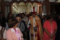 Monseñor Lizama bendijo Capilla del Santísimo Sacramento en la Catedral