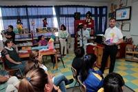 Entregan cuaderno y agenda que promueven el valor del respeto a profesores y alumnos