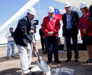 Dan el vamos a construcción de planta solar fotovoltaica más grande de Chile