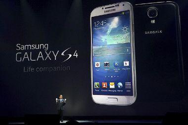 """Samsung revela el esperado Galaxy S4 con pantalla de cinco pulgadas y la función """"Smart Scroll"""""""