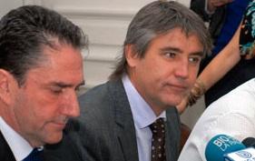 Senadores Fulvio Rossi, Isabel Allende y José A. Gómez anuncian proyecto de aborto terapéutico