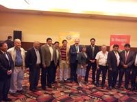 Alcaldes de Iquique y Huara participan en la constitución la de Asociación de Municipalidades del Norte Grande