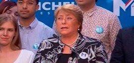 De cara a las elecciones presidenciales Michelle Bachelet presentó su equipo y logo de campaña