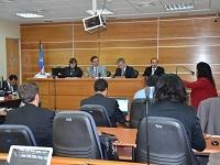 """Ex intendenta en juicio Caso Muebles: """"Era normal iniciar proceso de pago sin toda la documentación necesaria"""""""