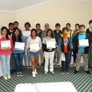Fundación Social de la Cámara Chilena de la Construcción entregó becas educativas