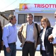 Diputado RenzoTrisotti inauguró Oficina Parlamentaria