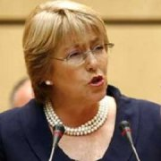 Presidenta Bachelet  aseguró que antes de fin de año se despenalizará el aborto