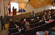 En seminario imparten competencias sobre cómo proteger a los niños en catástrofes