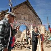 Partió reconstrucción de la madre de  las iglesias pampinas y altiplánicas: Sipiza fue lo que hoy es La Tirana