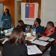 Sernam difunde programas sociales ante Concejo Municipal de la comuna de Huara