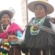Convesatorio,  deporte y cultura en  Conmemoración del Día Internacional de la Mujer Indígena