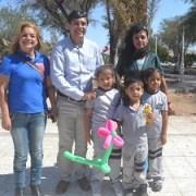 """Con lenguaje de señas niños de kínder cantaron """"Gracias a la Vida"""" en  ceremonia Sello Chile Inclusivo en Pozo Almonte"""