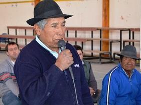INDAP respondió consultas en terreno a agricultores y ganaderos en Colchane