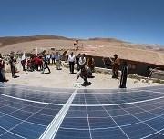 Collacagua ilumina sus viviendas con energía fotovoltaica