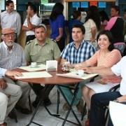 Adultos mayores podrán disfrutar de un salón de Café en Pisagua