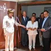 Moderno estudio de radio inauguran en Corporación Museo del Salitre para fortalecer comunicación entre pampinos