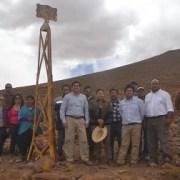 Gobernación  promueve el turismo Patrimonial en localidad de Cancosa