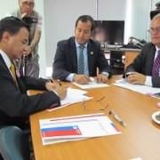 Dieron el vamos a la creación del primer Centro de Formación Técnica Estatal en Región de Tarapacá