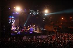 Exitosa presentación de Los Jaivas en Festival de Chanavayita que esta noche tendrá a la Sonora de Tommy Rey