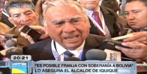 """Jorge Soria y la aspiración de Mar Para Bolivia: """"Sacó ronchas"""" el alcalde y se transformó en noticia nacional"""