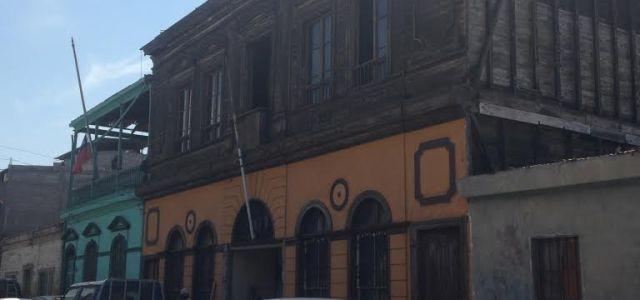 Casona Histórica: Policía Local multó a empresa por no contar con permiso de demolición