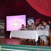 Salitrera Humberstone fue el escenario para lanzar Festival «Pampa y Salitre»de Pozo Almonte