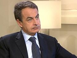 Rodríguez Zapatero espera diálogo 'de hermanos' entre Bolivia yChile