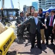 Moderna maquinaria adquirida por Municipio de Iquique permitirá mejorar extracción de basura y mejorar rostro de la ciudad