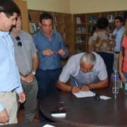 Se acoge propuesta de Gobernador Vila y se constituye el Consejo Ciudadano para la Reconstrucción del Tamarugal