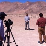 Programa de Televisión Nacional de Chile mostrará los Geoglifos de Pintados