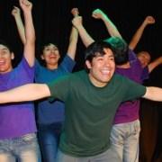 En ex Casino estudiantil de la UNAP, Teatro No Más celebra sus 25 años