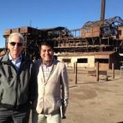 Consejero Berríos comprometido con rescate patrimonial material e inmaterial de l Pampa Salitrera