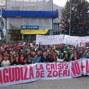 Respaldo unánime de concejales de Iquique, a jornada de paralización