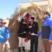 Familias de Chachacomane y Enquelga mejoran sus viviendas con programa de Habitabilidad