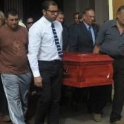 En el Cementerio N° 1, brindaron último adiós a ex dirigente deportivo y político de Iquique, Juan Garcés