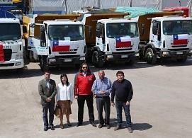 15 toneladas de ayuda reunidas por iquiqueños, partieron a Tocopilla gracias a iniciativa del municipio
