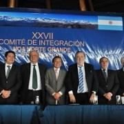 En pleno desarrollo XXVII reunión del Comité Noroeste argentino y Norte Grande de Chile, que sesiona en Iquique