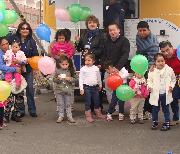 Registro civil conmemora 25 años de la convención de los derechos de niños